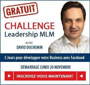 Challenge Facebook gratuit
