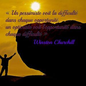 Pessimistes et optimistes