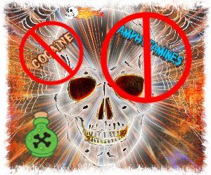 cocaïne te amphétamine la drogue dangereuse