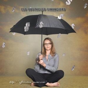 Les obstacles financiers pour vivre sa passion